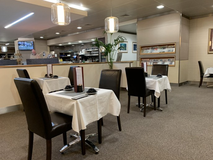 American Airlines Flagship Lounge, Heathrow T3