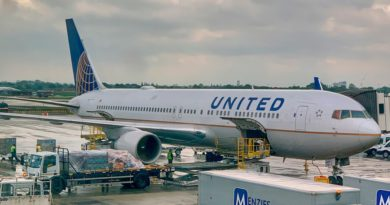 United Airlines 767