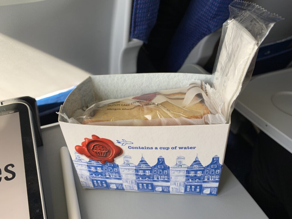KLM catering