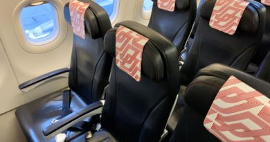 Air France seating