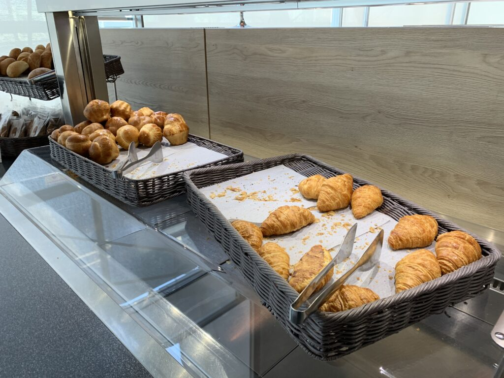 Air France Lounge catering