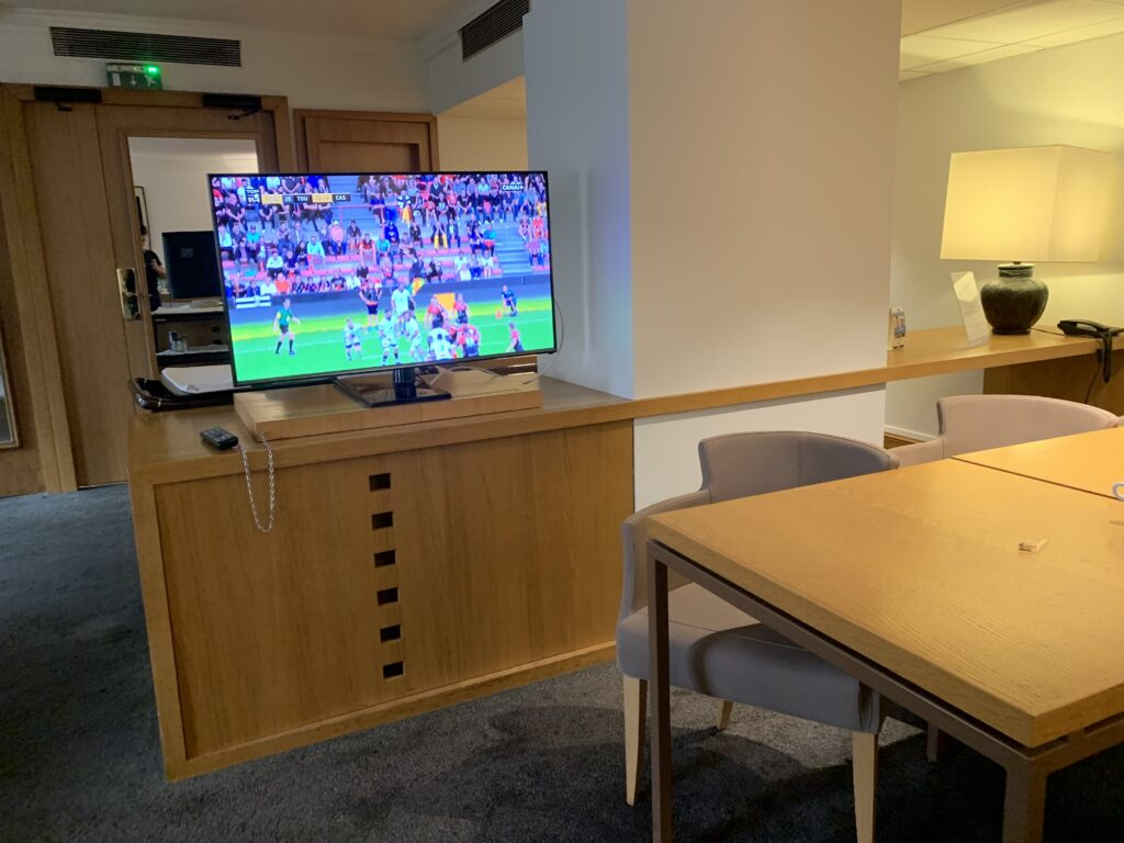 Crowne Plaza Toulouse lounge