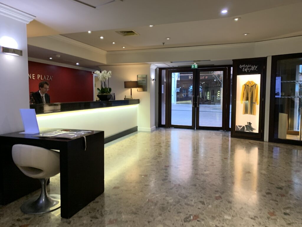 Crowne Plaza Toulouse Reception