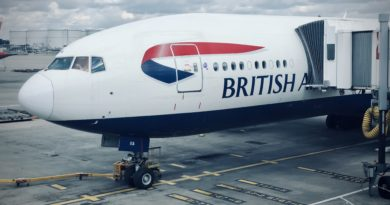 British Airways 777