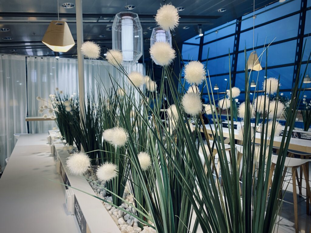 Finnair Schengen Lounge
