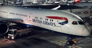 British Airways to leave Narita?