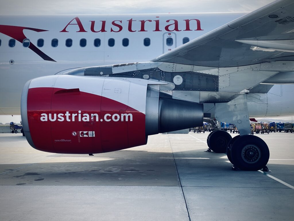 Austrian Airlines A319