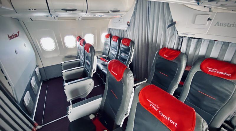Austrian Business Cabin