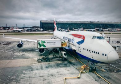 End Of The Road For The British Airways 747?