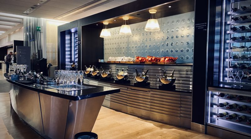 British Airways Open Heathrow Lounges From 4th July