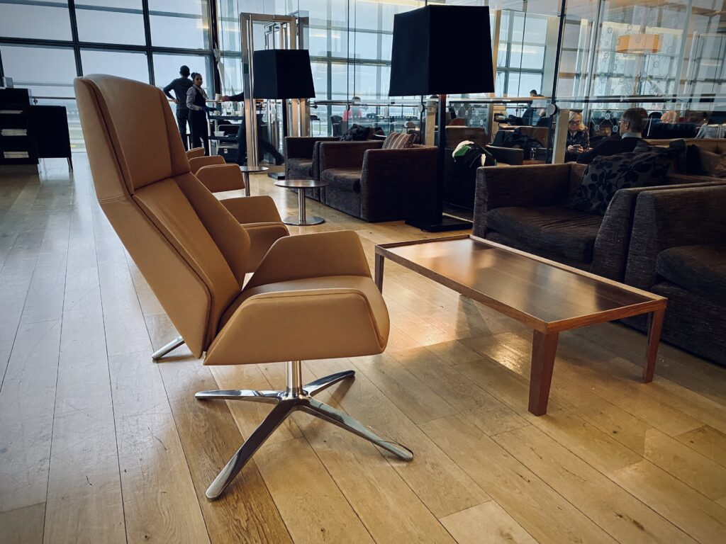 BA Galleries First lounges