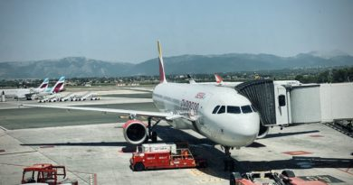 Iberia Express Business Class, Airbus A321, PMI-MAD