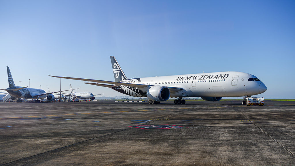 Air New Zealand set out new crew rules