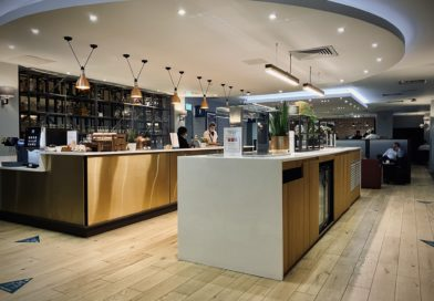 Club Aspire Lounge, London Gatwick North Terminal