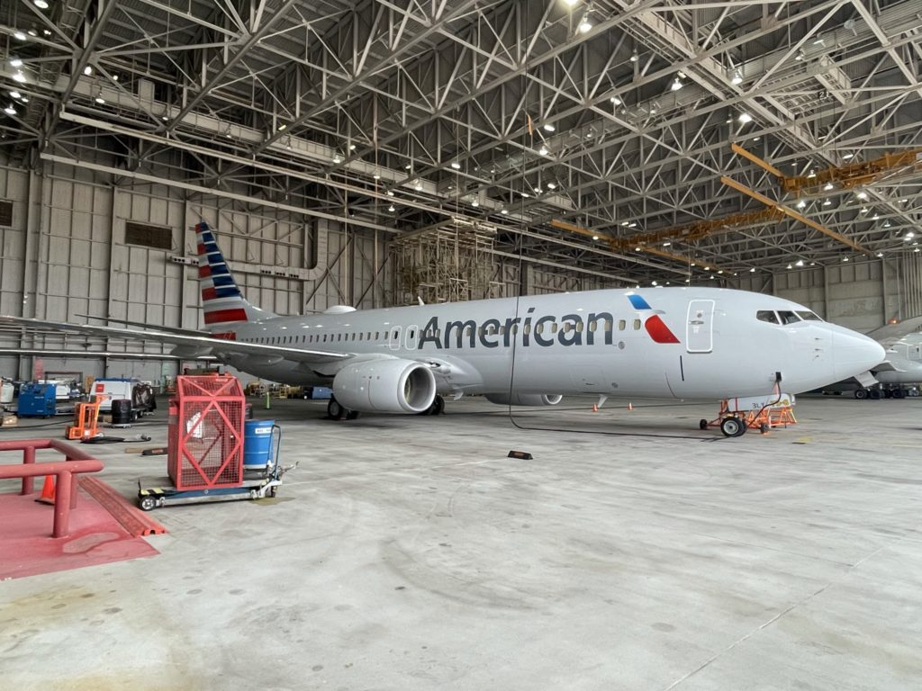 "American Airlines ""New"" Livery"