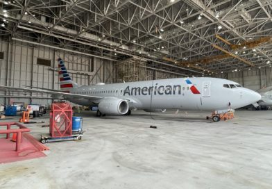 """""""New"""" Livery For American Airlines"""